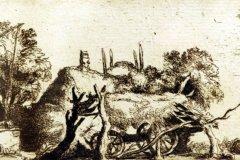 Jane (s.a.) Rembrandt van Rijn (1606-1669) Grabado