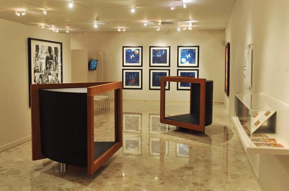 Obras del Museo de Arte de Bayamón