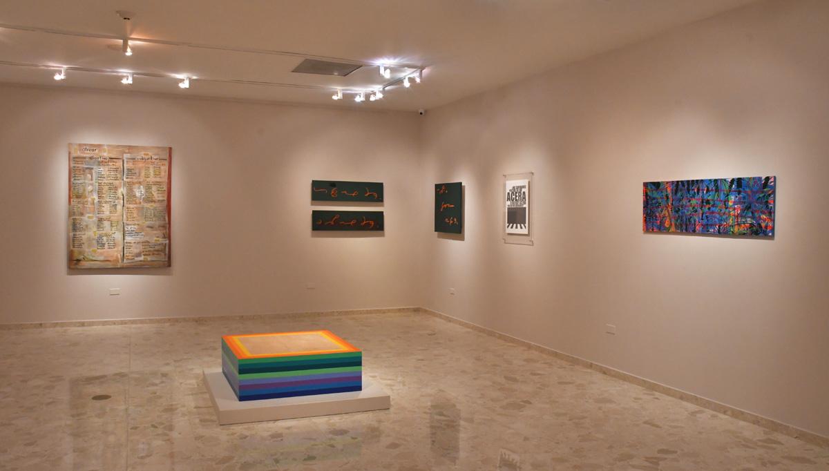 Exhibición: HABITANTES espacio   memoria   identidad