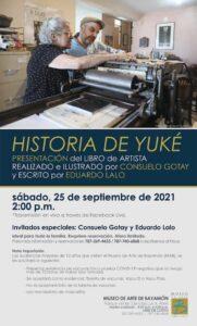 Historia de Yuke
